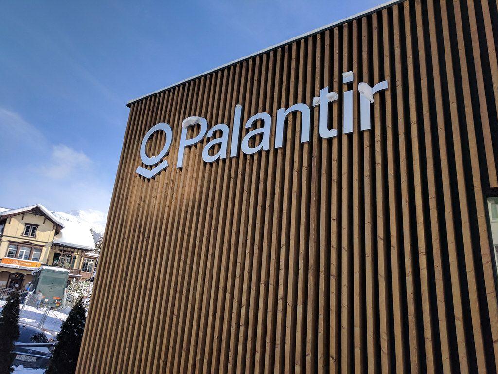 Palantir Q1 News 2020